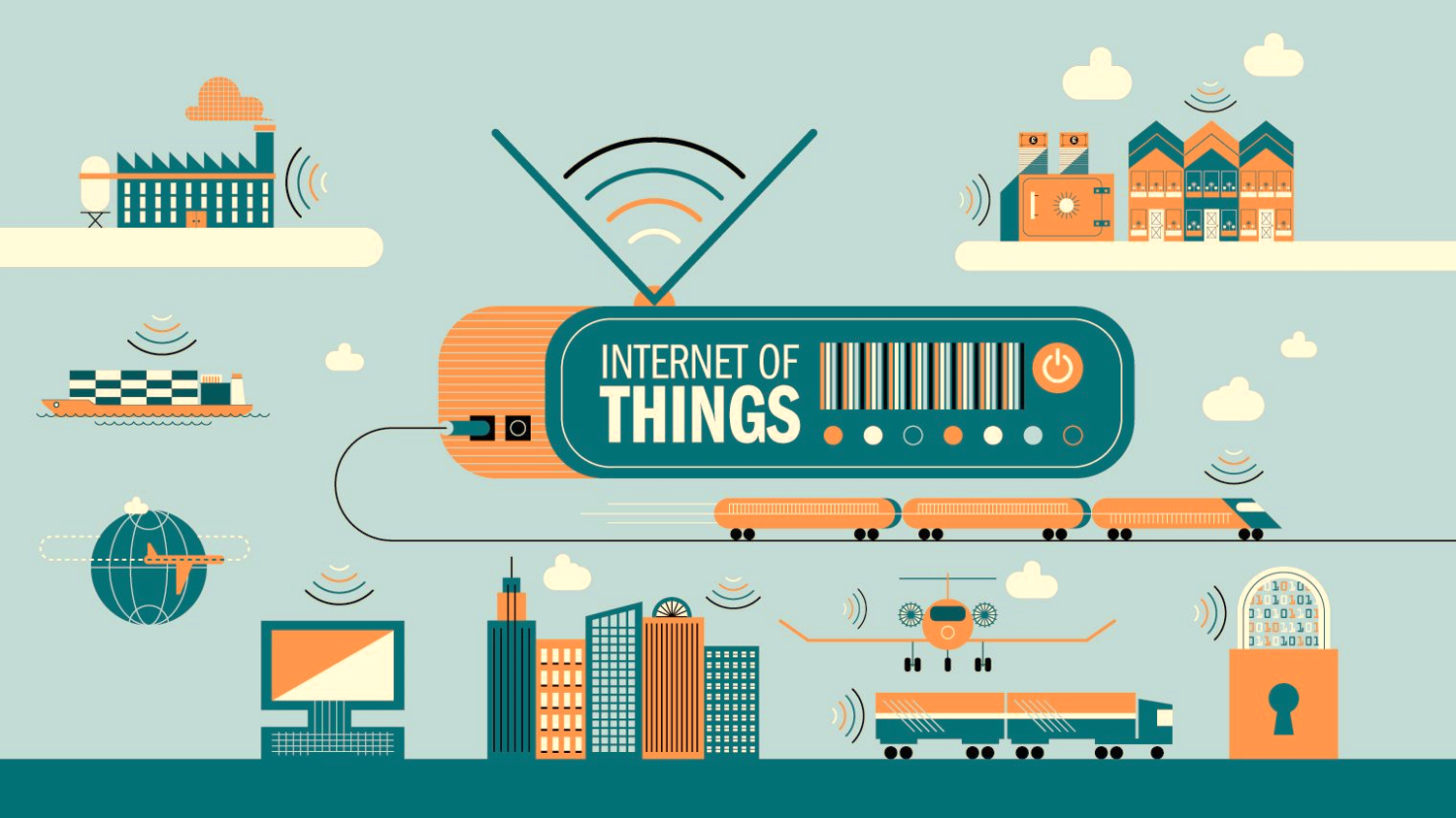 Influencing IoT Technologies for Smart Cities implementation