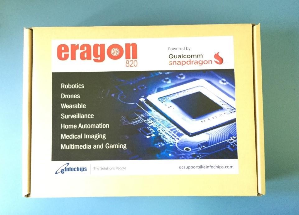 Unboxing Eragon 820 based on Snapdragon 820: The Complete Starter Kit